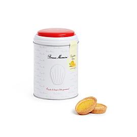 Boite de 15 tartelettes citron