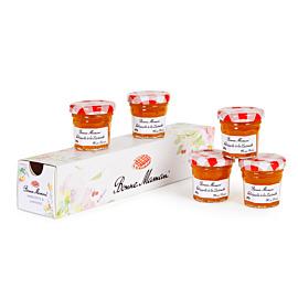 Confiture d'Abricots et infusion de Lavande