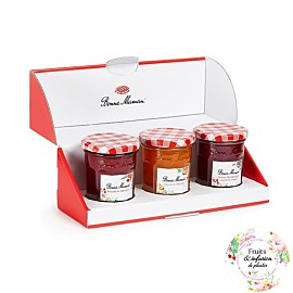 Coffret Fruits et infusion de Plantes
