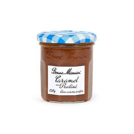 Caramel au Praliné avec noisettes torréfiées - Bonne Maman