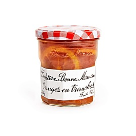 Confiture d'Oranges en Tranches 370g