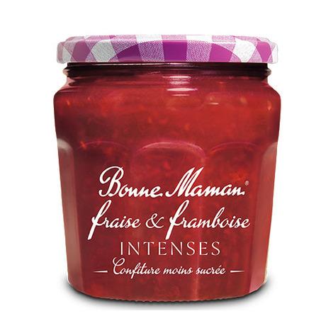 Fraise & Framboise Intenses - Bonne Maman